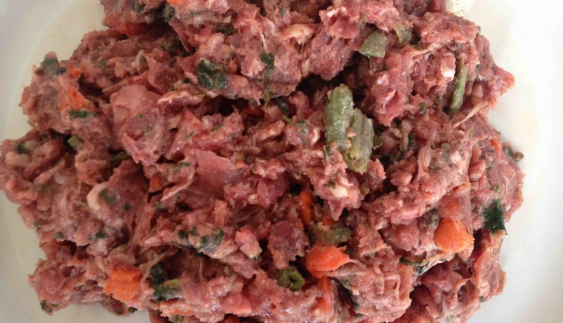 Duck-raw-dog-food